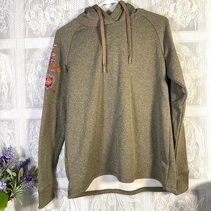Ascend women's sweatshirt with hoodie